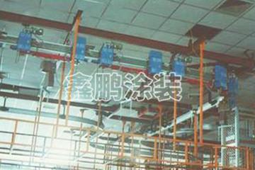 悬挂输送生产线