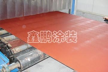 钢板预处理线设备