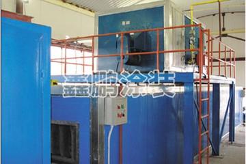 钢板预处理线设备厂家