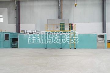 钢板预处理线厂家