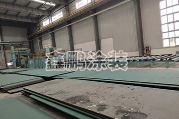 钢板预处理设备厂家